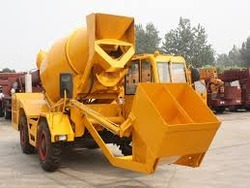 Concrete Mixer Trucks At Best Price In India