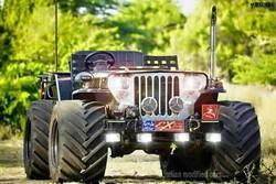 Rana Jeeps Gypsy Modification Mandi Dabwali Manufacturer Of