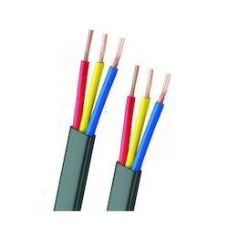 Megacab Number of Cores: 3 PVC Submersible Flat Cable