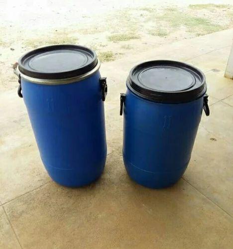 Black Water Storage Tanks and Heavy Plastic Storage Drums