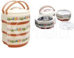 Orchid Tiffin Set