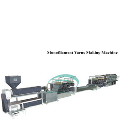 Monofilament Yarns Making Machine