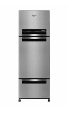 Refrigerators Whirlpool 240 Litres Triple Steel