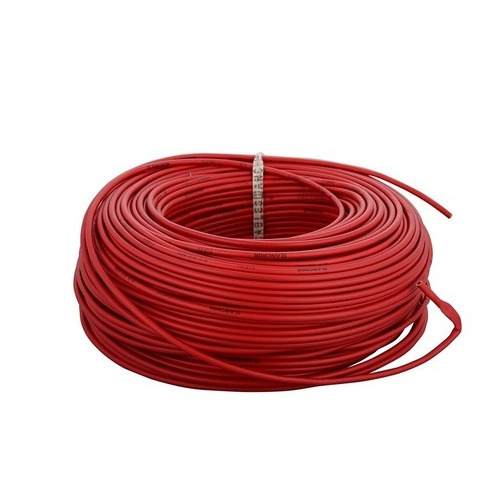 2.5mm Red Wire Cable, Red Wire Cable - Mauli Industries, Aurangabad ...