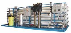 Sewage Treatment RO Plant
