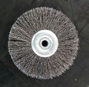 Bandsaw Chip Brush