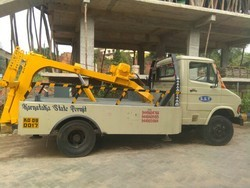 407 Under Wheel Lifting Recovery Truck