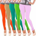 Ladies Churidar Cotton Leggings