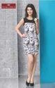 Cotton Party Wear Sd-1566 Ladies One Piece Dress