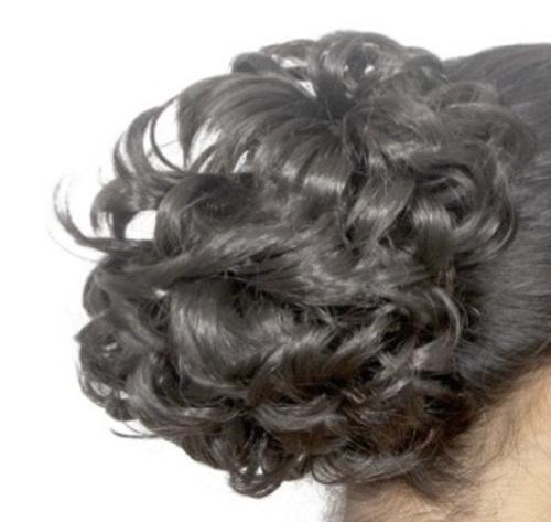 78d45503c2f WigOWig Wig Fancy Messy Bun For Ladies, For Personal, Rs 200 /pi ...