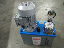 Motorised Lubrication Pump - Three Phase