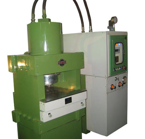 Machinery For Making Gold And Silver Coins Hydraulic