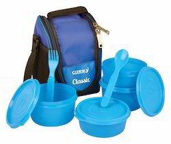 Classic-4 Carry Lunch Box
