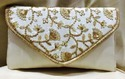 Traditional Party Wear Box Clutch