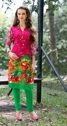 Ocean Girl Vol 5 Cotton Designer Kurtis