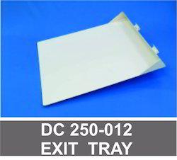 DC 250 Exit Tray