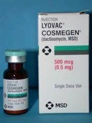 Cosmegen - Dactinomycin Manufacturers & Suppliers