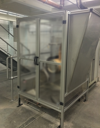 Polycarbonate Machine Guards