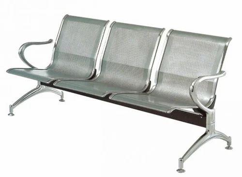 Mild Steel Office Bench