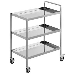3 Tier Service Trolley