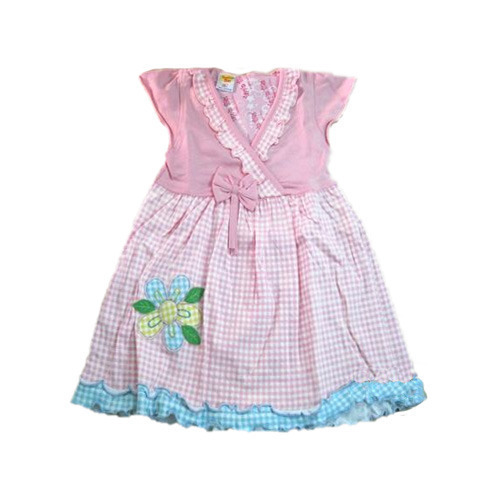 8a6b337c9c1223 Girls Cotton Frock at Rs 100 /piece | Girls Cotton Frocks | ID ...