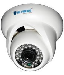 Hi-Focus 1MP Dome Camera (HC-AHD-DM10N2C)
