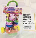 Tourist Kitchen Trolly-l