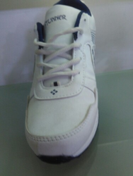 Sports White Shoes