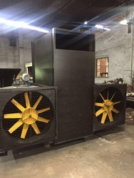 Commercial Wood Dryer