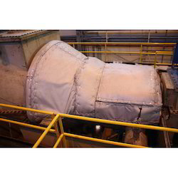 Turbine Casing Insulation Pads