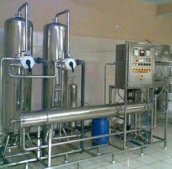 5000 LPH SS RO Plant