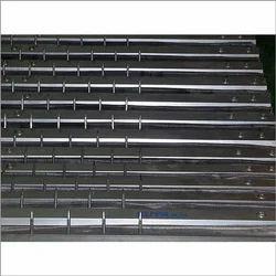 Aluminum Spiked Lattice