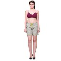 Ladies Designer Boxer Shorts