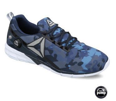 3898f933346 Mens Footwear - Mens Reebok Running ZPRINT CAMO GP Shoes Retailer from  Nagpur