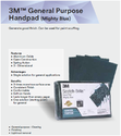 3M General Purpose Handpad (Mighty Blue)