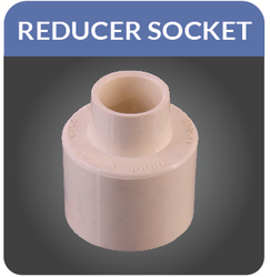 CPVC Reducer Socket