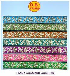 Fancy Multi- Jacquard Lace (Trim)