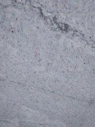 Greenish White Granite Slab