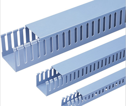 Pvc Cable Tray Polyvinyl Chloride Cable Tray Latest Price Manufacturers Suppliers