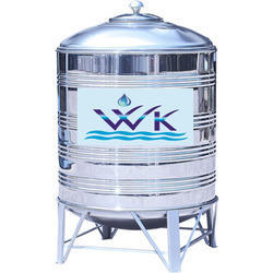 Stainless Steel Water Kraft Tank