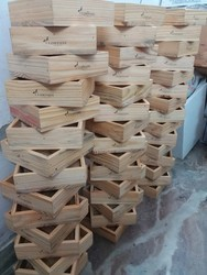 Wooden Planter Printing Services