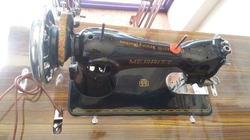 Old Model Sewing Machine