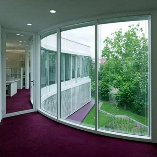 Transparent Glass Window