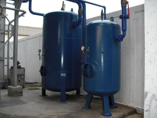 Industrial Pump Air Receiver Tanks Manufacturer From Chennai