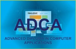 Advance diploma in computer application
