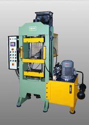 Powder Compacting Press Machine