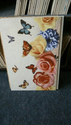 Flower Printed Tiles, For Home, Size: 18 X 12 Inch