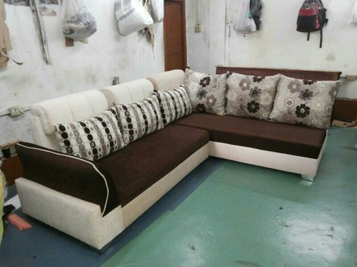 New Look L Shape Sofa Set