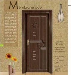Membrane Wooden Doors