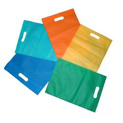 Tilak Plain D Cut Shopping Bags